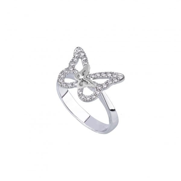 anello butterfly double