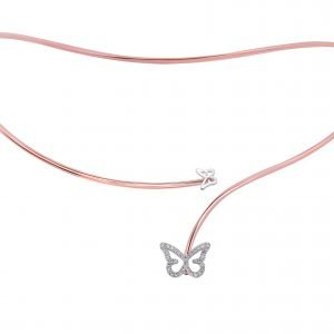 Collana Butterfly Spring